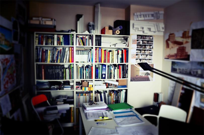 Pier Maria Giordani Architettura, lo studio