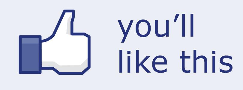 Il tasto mi piace di Facebook