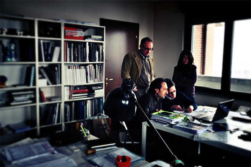 ReCS Architects, il team