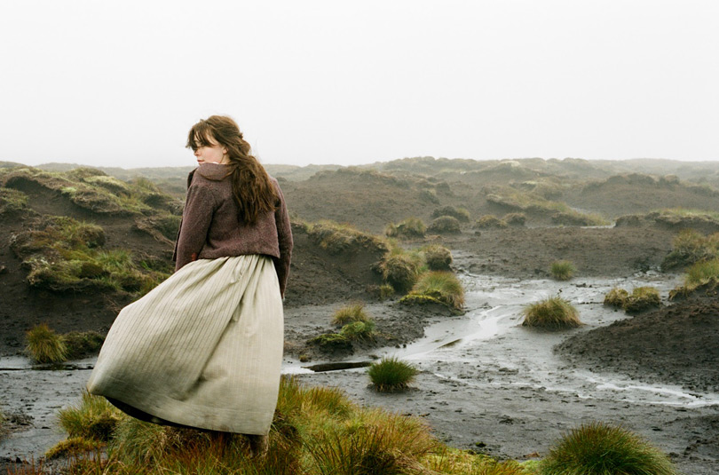 Scena tratta dalla pellicola Wuthering Heights