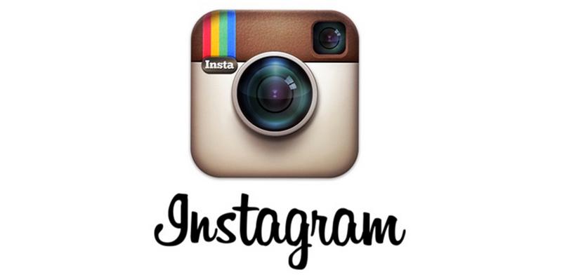 Il logo di instagram
